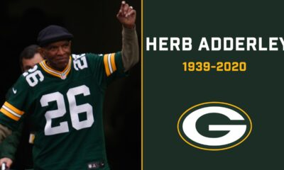 Herb Adderley Packers dead