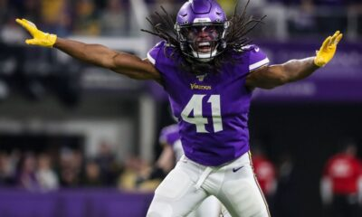 Anthony Harris trade Washington