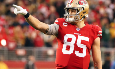 George Kittle 49ers