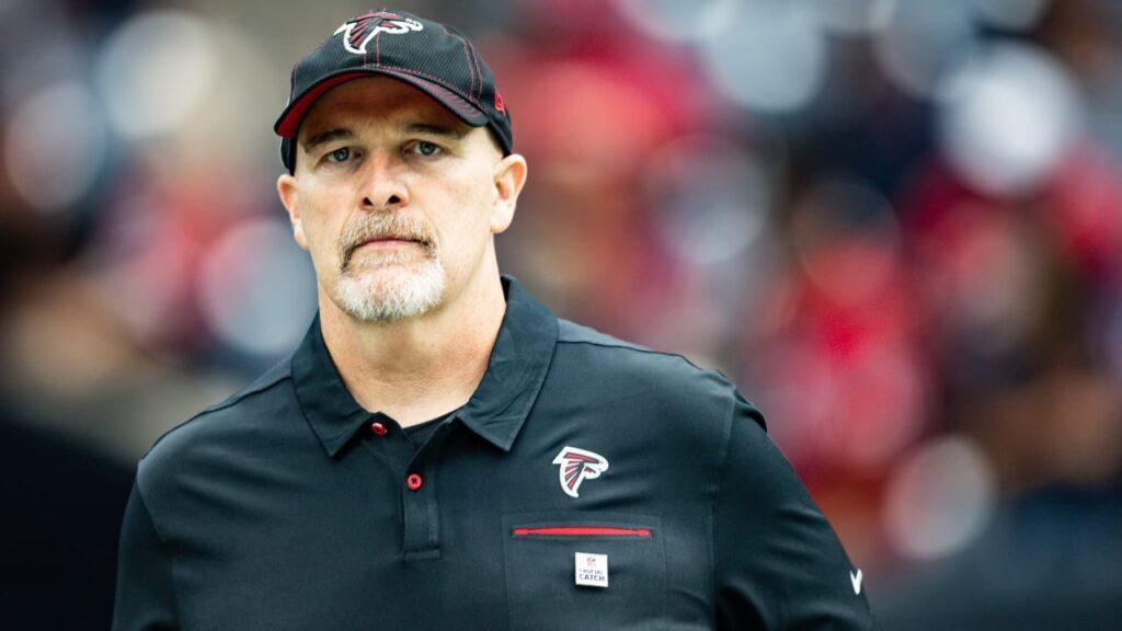 Dan Quinn Falcons fired