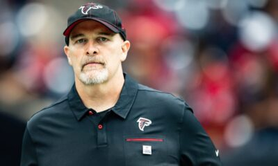 Dan Quinn Falcons fired