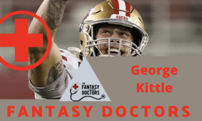 George Kittle Fantasy Doctors Injury Update