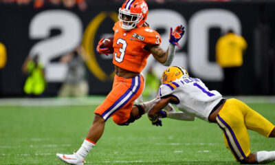 Amari Rodgers Clemson NFL Draft 2021 NFL Draft