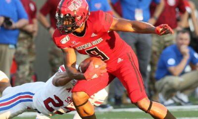 Jonathan Adams Jr. Arkansas State 2021 NFL Draft