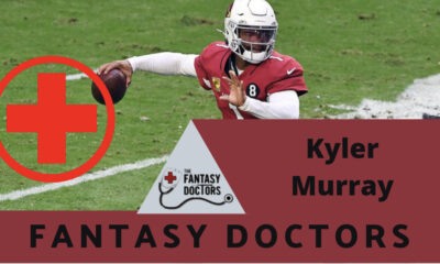 Kyler Murray Fantasy Doctors Injury Update