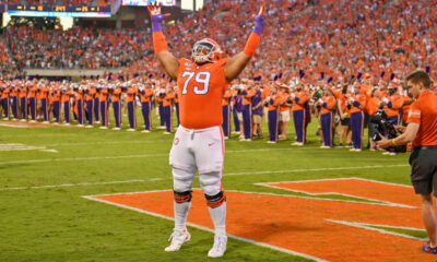 Jackson Carman Clemson Draft Breakdown