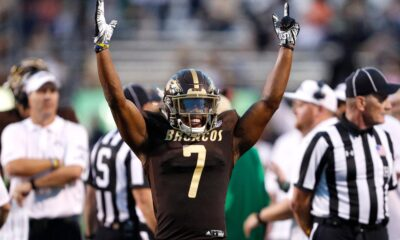 D'Wayne Eskridge WMU Broncos Draft Breakdown