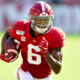 DeVonta Smith Alabama NFL Draft 2021 NFL Draft Prospect