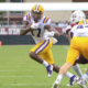 Racey McMath LSU Tigers NFL Draft 2021 breakdown