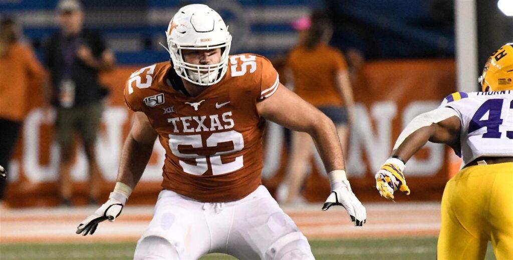 Samuel Cosmi Texas Offensive tackle draft breakdown