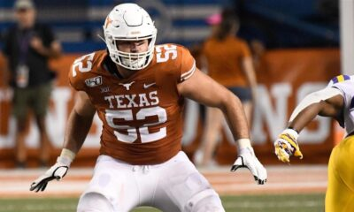 Samuel Cosmi Texas Offensive tackle draft breakdown