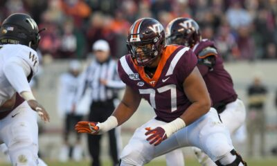 Christian Darrisaw Virginia Tech NFL Draft 2021 NFL Draft breakdown
