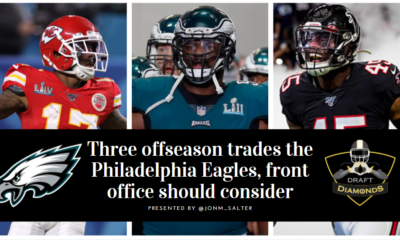Eagles Trades Eagles Moves