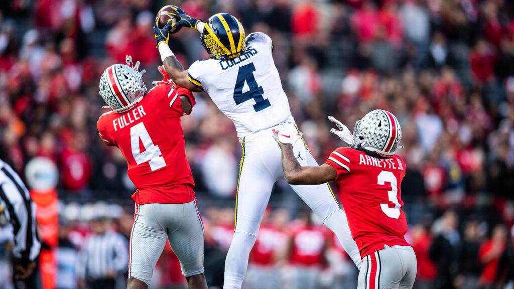 Nico Collins Michigan NFL Draft Breakdown