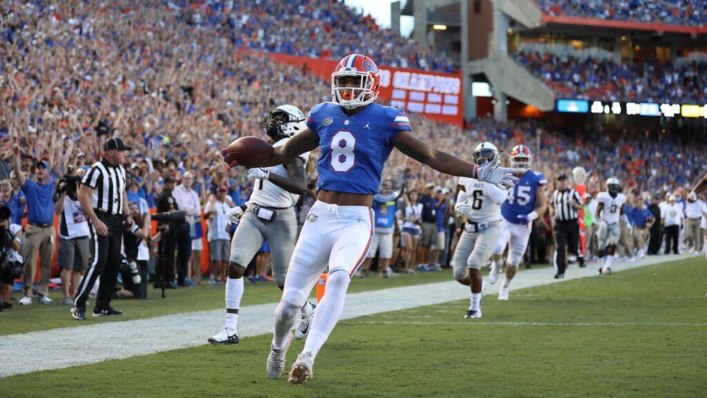 Trevon Grimes Draft Breakdown Gators football