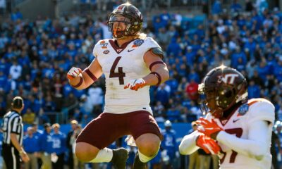 Dax Hollifield Virginia tech draft breakdown