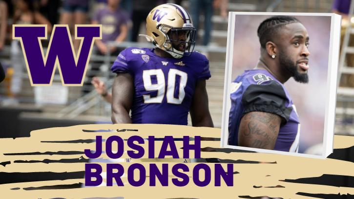 Josiah Bronson Washington
