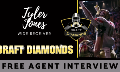 Tyler Jones Wide Receiver Free Agent