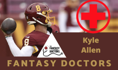 Kyle Allen Fantasy Doctors Injury Update