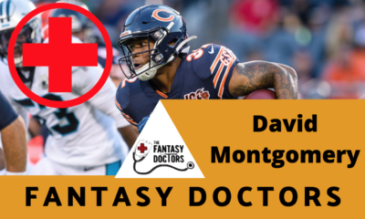 David Montgomery Fantasy Doctors injury Update