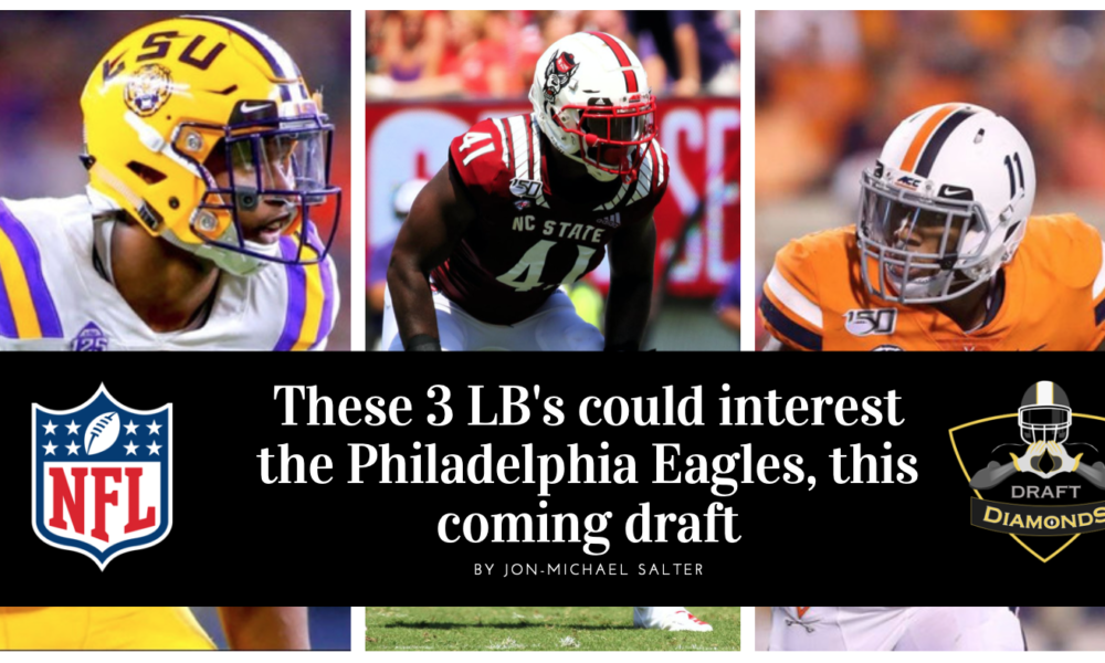 Three linebackers in the 2021 NFL Draft that could boost ...