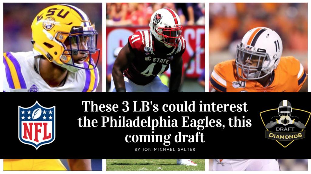 Eagles nfl draft linebackers
