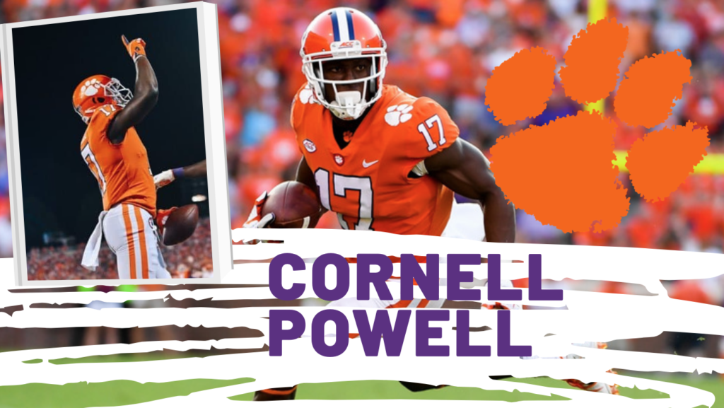 Cornell Powell Clemson Interview