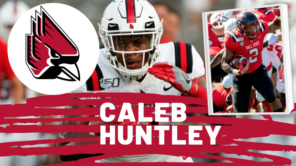 caleb huntley ball state