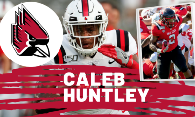 caleb huntley ball state