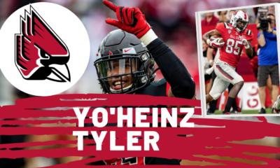 Yo'Heinz Tyler Ball State