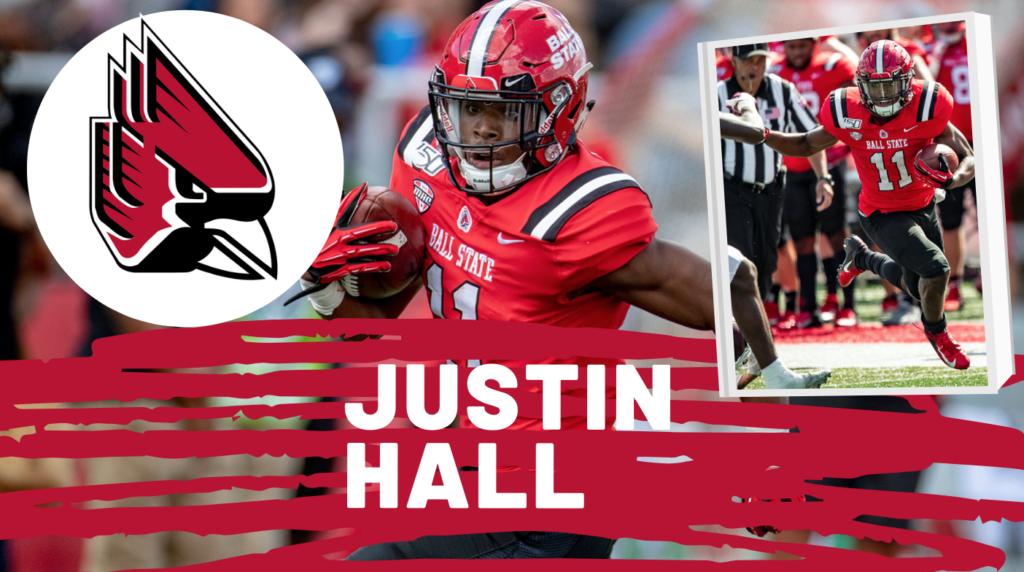 Justin Hall ball State