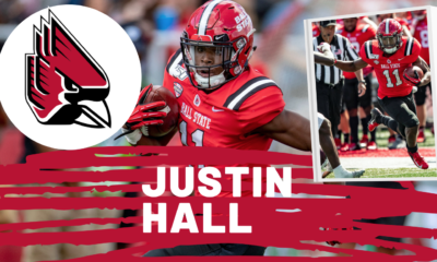 Justin Hall ball State