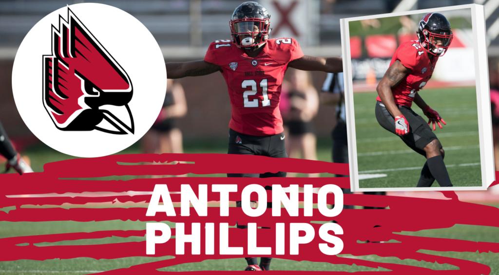Antonio Phillips Ball State