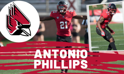 Antonio Phillips Ball State
