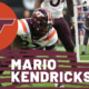 Mario Kendricks Virginia Tech