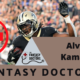 Alvin Kamara Saints Fantasy Doctors