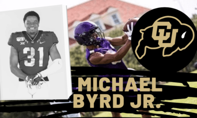 Colorado WR Michael Byrd Jr.