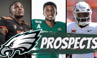 Eagles Prospects Cornerbacks Draft Buzz