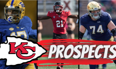 Kansas City Chiefs 2021 NFL Draft Prospects