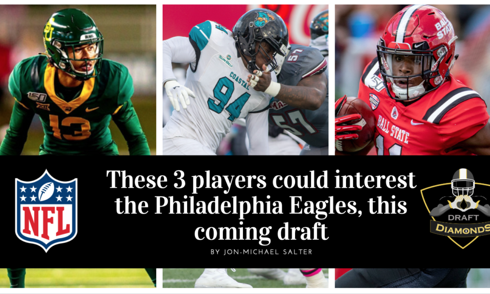 Three players in the 2021 NFL Draft that could interest ...