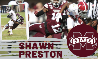Shawn Preston Mississippi State NFL Draft