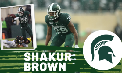 Shakur Brown Michigan State