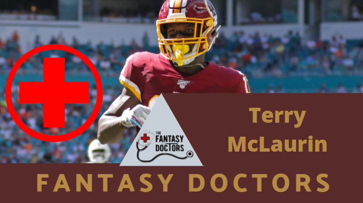 terry mclaurin fantasy doctors injury update