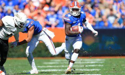 Kadarius Toney injuryy fantasy doctors Florida 2021 NFL Draft
