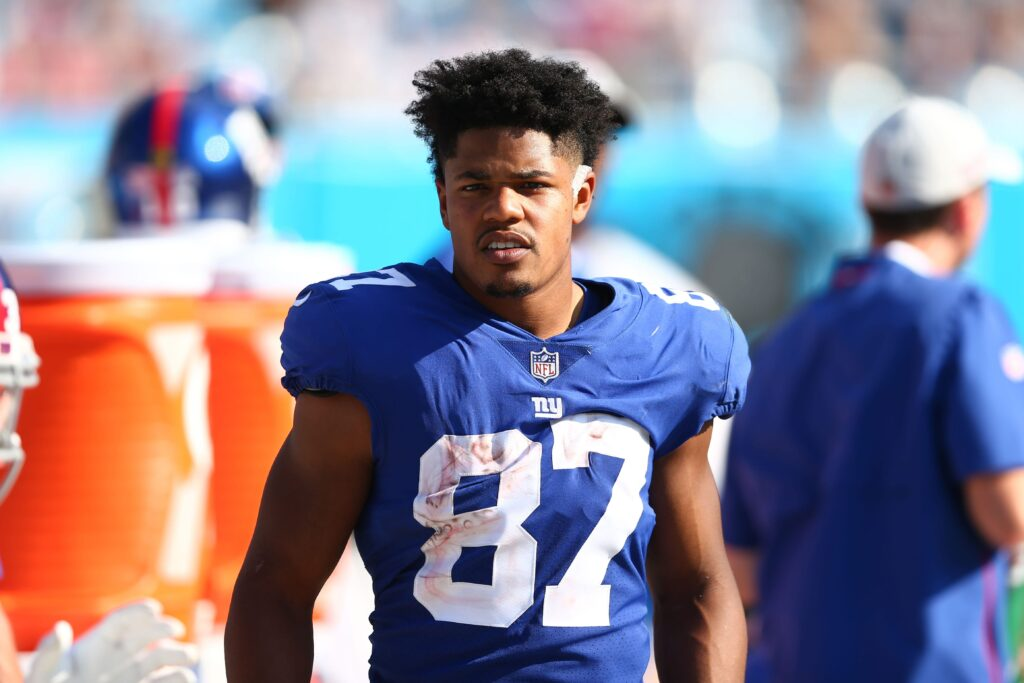 Sterling Shepard Giants Fantasy Sleepers