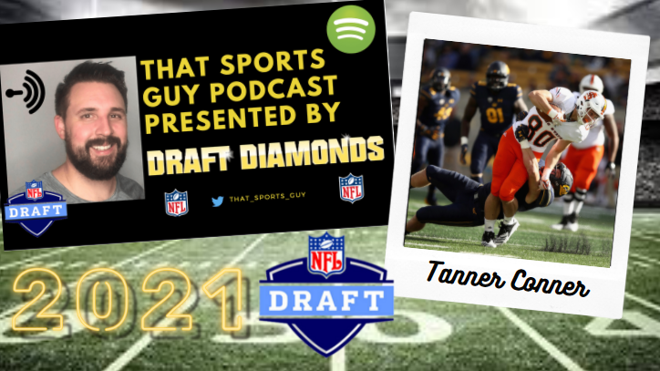 Tanner Conner Idaho State That Sports Guy Podcast
