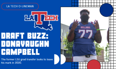 Donovaughn Campbell Louisiana Tech Interview