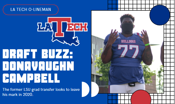 Donovaughn Campbell Louisiana Tech Interview