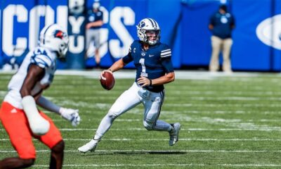 Zach Wilson BYU 2021 NFL Draft