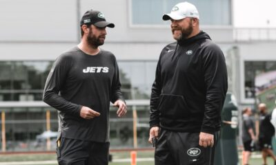 Adam Gase Jets Joe Douglas Jets